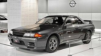 Nissan Skyline GT-R - Image: Nissan Skyline R32 GT R 001
