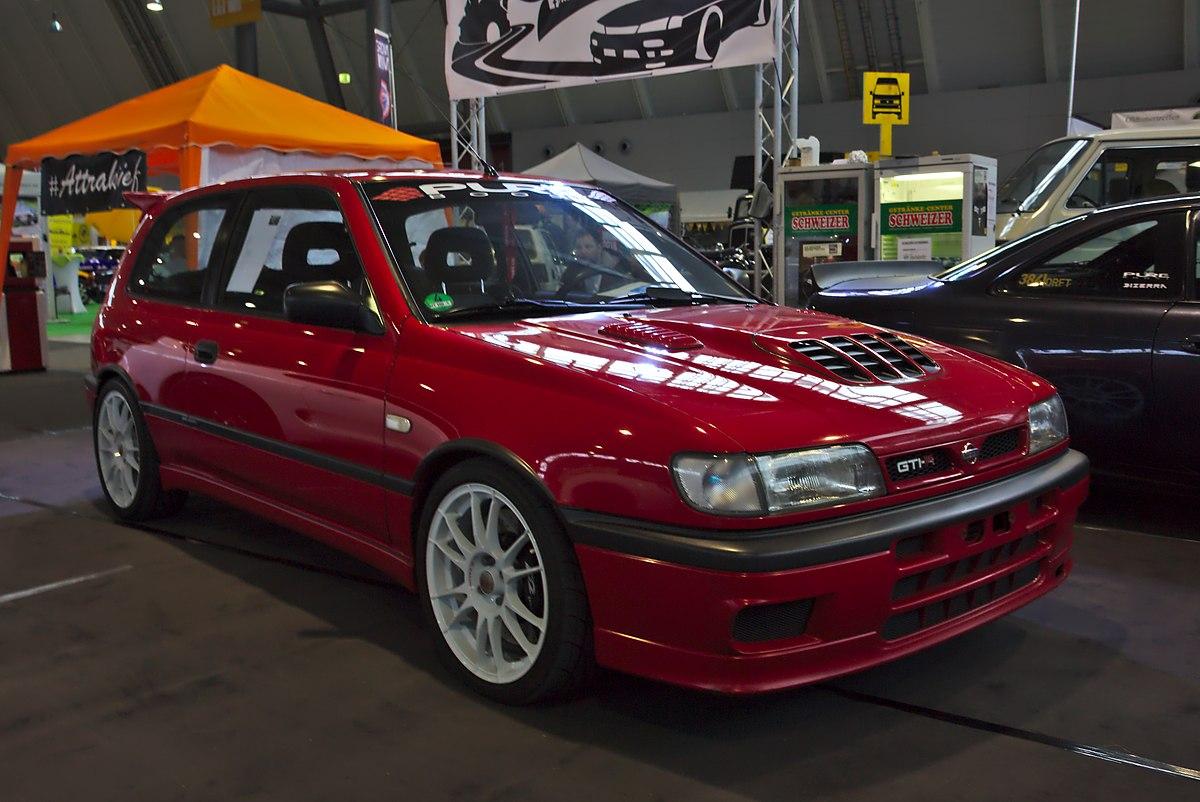 Nissan Pulsar Gti R Wikip 233 Dia