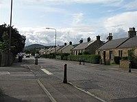 Nivensknowe Road, Loanhead - the A768 - geograph.org.uk - 947443.jpg