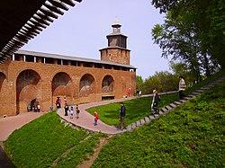 Nizhny Novgorod Clock Tower 3