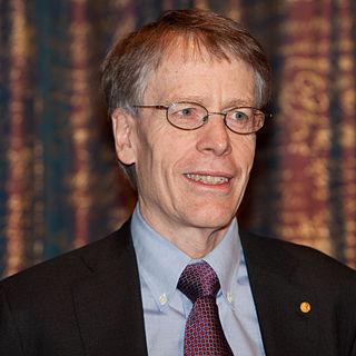 Lars Peter Hansen American economist