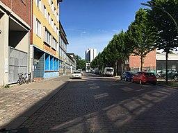 Normannenweg in Hamburg