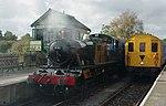 North Weald railway station MMB 05 4141 205205.jpg