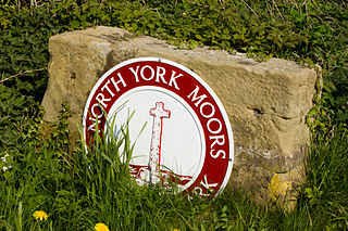 North York Moors National park in North Yorkshire, England