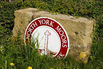 North York Moors - Image: North York Moors National Park