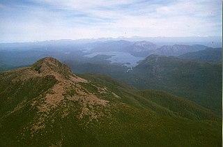 Eldon Range mountain range