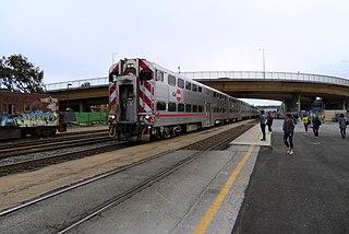 South San Francisco station (Caltrain)