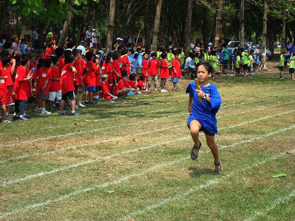 Northbridge International School Cambodia, Track meet