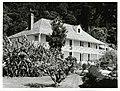 Northland - Buildings - Historic Publicity Caption Pompallier House, Russell. Photographer T. Hann.jpg