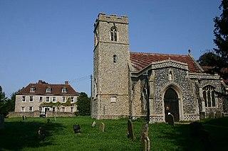 Norton, Suffolk Human settlement in England