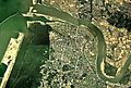 Noshiro city center area Aerial photograph.1975.jpg