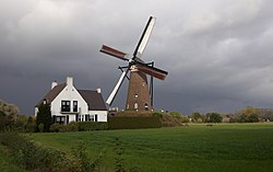 Windmill in Nuenen
