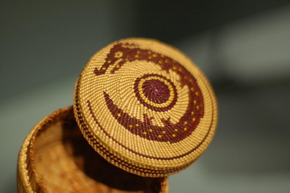 Nuu-chah-nulth Basket