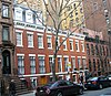 Rowhouses at 157 East 78th in Manhattan's Upper East Side