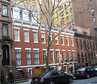 East 78th Street Houses building