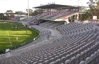 St. George Illawarra Dragons - Inside Jubilee Oval