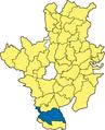 Oberaudorf - Lage im Landkreis.png