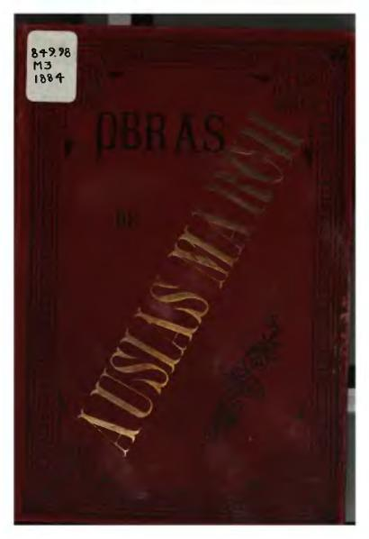 File:Obras de Ausias March (1884).djvu