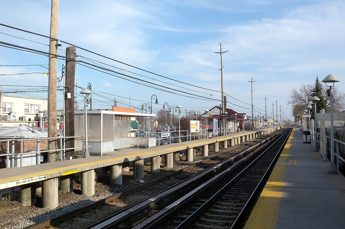 Oceanside Lirr Station Wikipedia