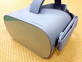 Oculus Go Untethered virtual reality headset by Oculus VR