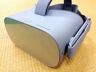 Oculus VR - Oculus Go headset
