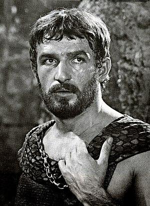 L'Odissea - Bekim Fehmiu as Odysseus