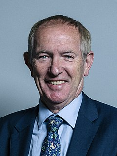Kevin Barron British politician
