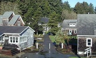 Oregon Institute of Marine Biology - OIMB Campus