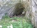"""Ojców, jaskinia """"Ciemna"""" - panoramio.jpg"""