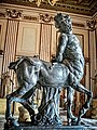 Old Centaur of Aristeas and Papias of Aphrodise from Hadrian's Villa at the Capitoline Museum MH.jpg