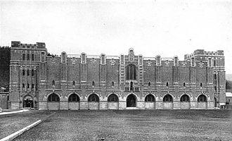Hayes Gymnasium - Hayes Gymnasium, USMA, West Point, NY
