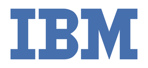 OS/360 and successors - Image: Old IBM Logo