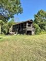 Old Meadows Barn, North Carolina State Highway 209, Spring Creek, NC (50528597886).jpg