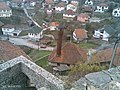 Old Mosque Next to the Maglaj Fortress - panoramio.jpg