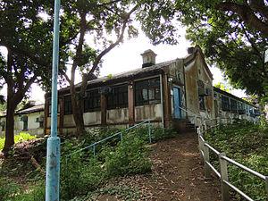 Flagstaff Hill, Tai Po - Old Tai Po Police Station