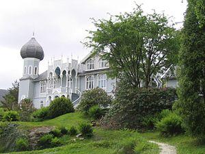 Lysøen - Ole Bull's Villa Lysøen
