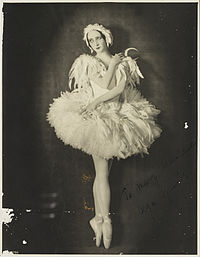 Olga Spessiva in Swan Lake costume, 1934 photographer Sydney Fox Studio, 3rd Floor, 88 King St, Sydney.jpg