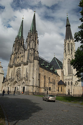 Image illustrative de l'article Cathédrale Saint-Venceslas d'Olomouc