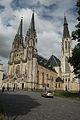 Olomouc - katedrala sv. Vaclava od jihozapadu.jpg