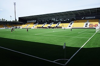 2018 UEFA European Under-19 Championship - Image: Oma Sp Stadion 17.6.2017