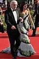 Omar Sharif, Cyrine AbdelNour 66ème Festival de Venise (Mostra) 3.jpg