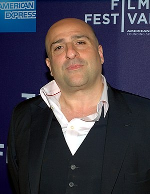 Shaun the Sheep Movie - Image: Omid Djalili 2010 Tribeca TFF Shankbone