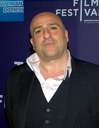 Omid Djalili - Djalili at the 2010 Tribeca Film Festival