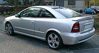 Opel Astra G Coupe rear 20071011.jpg