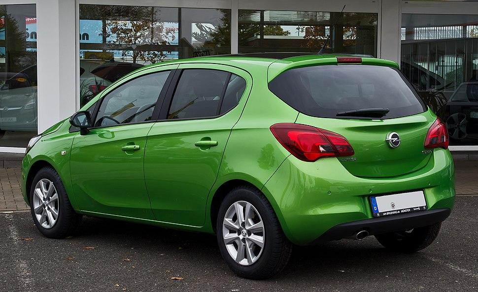 Opel Corsa - Howling Pixel