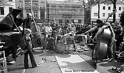 Open Air Konzert in Wuppertal (Laurentiusplatz), 1970-er Jahre 003, small.jpg