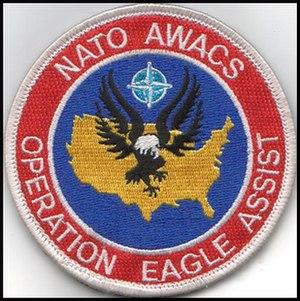 Operation Eagle Assist - Image: Operation Eagle Assist