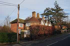 Orchard Cottage, Ashurst Hill, Ashurst, Kent - geograph.org.uk - 1132921.jpg