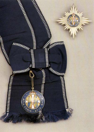 Order of Saints Olga and Sophia