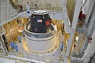 Orion's First Crew Module Complete